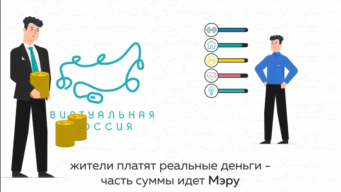 Как стать Мэром города в Виртуальной России.